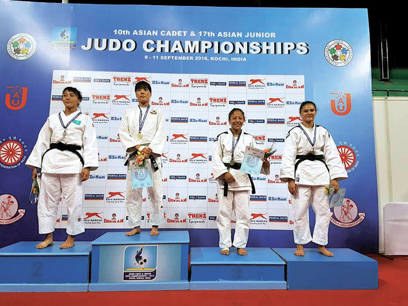 Khatri wins bronze in Asian Junior C'ship