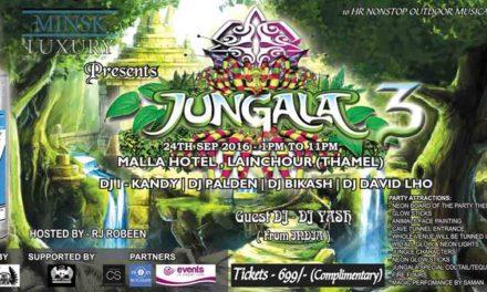 Jungala 3(Jungala Festival 2016 Nepal)